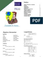 Manual de Formulas de Matematica