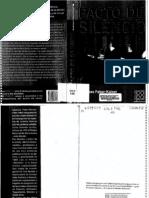 Libros. Faber Kaiser, Andreas. Pacto de Silencio
