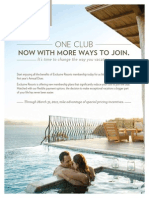 Exclusive Resorts One Club