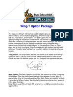 WingT Option Package