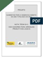 Cassiolato- Indicadores Para APL