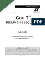 Cobit Resumen-Ejecutivo