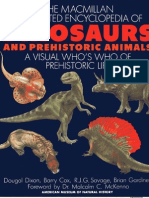 Encyclopedia of Dinosaurs and Prehistoric Animals