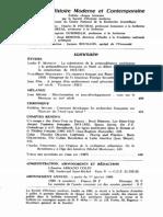 PREPONDERANCE AMERICAINE EN HAÏTI AU DEBUT DU XX' S. 323, Leslie Francois Manigat
