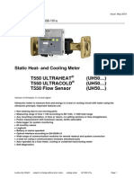 Catalog Sheet T550 UH50 En