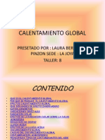 Calentamiento Global 2-1
