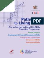 National Life Skills Education Programme 2013