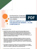 GRUPO 4- presentación estrategia diplomado género