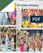 MPYO Mesmerises With Keroncong