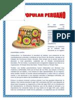 Arte Popular Peruano
