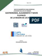 AGES-APL Turismo-Diagnóstico GASTROHOTELEROFLUVIAL Ver 03 Rev 06_07