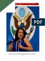 Diplomática expulsada de Venezuela actuó como agente reclutadora de la CIA en Cuba