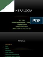 Final Mineralogia.