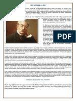 Biografia r. Palma - Salaverry