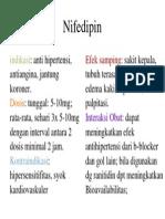Nifedipin