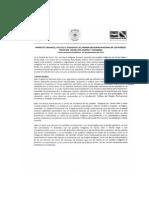 MANDATO ORGANICO DEL PRIMER ENCUENTRO DE PUEBLOS INDIGENAS.doc