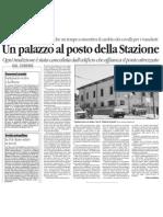 Un Palazzo Al Posto Della Stazione