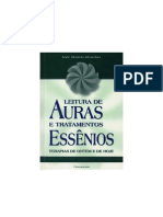 Leitura de Auras e Tratamentos Essênios