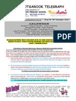 Newsletter 28th November