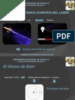 Fundamento Fisico Cuantico Del Maquinado Por Rayo Laser (Lbm)