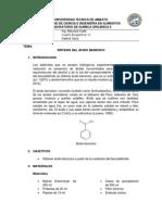 sintesis del ácido benzoico_prac