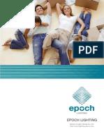 Epoch Lighting Product Catalogue (en)
