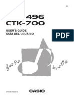 Manual Teclado Casio CTK496_700_ES