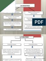 Derecho Registral - Para Dictar