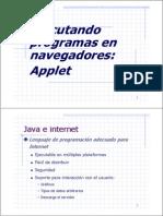 Tema 14 Applet