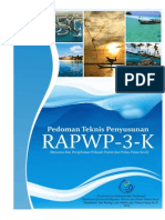 Pedoman Teknis Penyusunan RAPWP3K