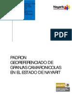 Padron Granjas Acuicolas