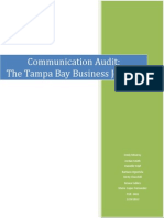 Comm Audit Tampa Bay Business Journal