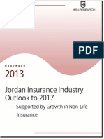 'Jordan Insurance Market Outlook to 2017 – Supported by Growth in Non-life Insurance