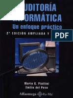 Mario Piattini - Auditoria informática, un enfoque práctico