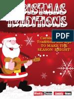 Christmas Traditions - 2013