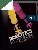 Robotics for Engineers New