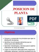 Disposicion de Planta SLP