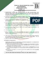 ECE IES2013objective Paper 2