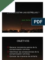 Contaminación lumínica-2009
