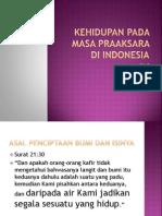 Kehidupan Pada Masa Praaksara Di Indonesia