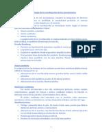 Fisiopatología de la coordinación de los movimientos