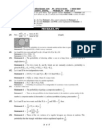 20 Probability Part 3 of 3