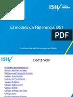 El Modelo de Referencia OSI Presencial