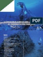 convencion de la unesco sobre patrimonio cultural subacuático