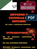 Metodos de Estudios-odontologia