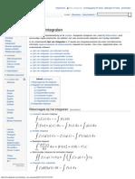 Lijst Van Integralen - Wikipedia
