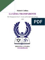 Collins, Mabel - La Gema Transparente