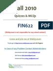 FIN622 Online Quiz.pdfa