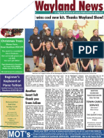 The Wayland News December 2013