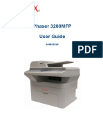 XEROX Phaser 3200 - Guide